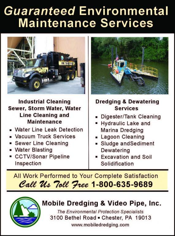 Mobile Dredging & Video Pipe, Inc.