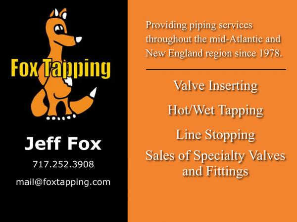 Fox Tapping